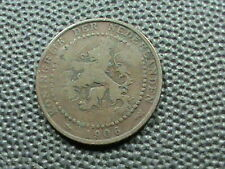 NETHERLANDS    1   Cent    1906   $ 2.99 maximum shipping in USA