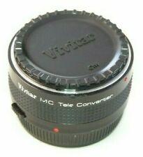 Vivitar MC 2 x Tele-Convertor - Olympus OM fit