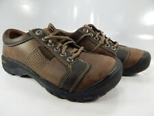 Keen Austin Size US 8 M (B) EU 38.5 Women's Lace Up Casual Oxford Shoes Brown