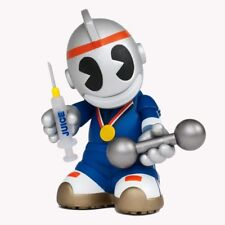 """KIDROBOT FASTER HIGHER STRONGER BOTS 3""""  2012 Olympic Games  LE of 2012"""