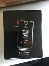 LG VX8600 Black Verizon Chocolate Cellular Phone mp3 player