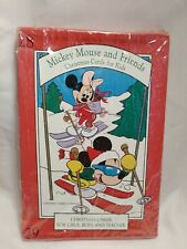 Vintage 28 Disney Mickey Mouse & Friends Christmas Cards NEW