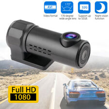 Car Dash Cam Mini Car Camera Built-in WiFi Full HD 1080P 170 Wide Angle Recorder