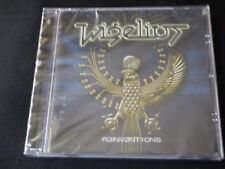 Wigelius - Reinventions (CD 2012) R3INV3NT1ONS