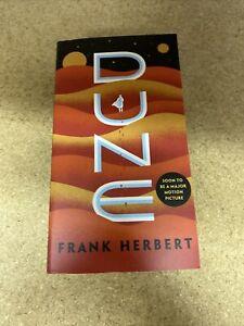 Dune by Frank Herbert Paperback Book