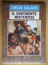 Il continente misteriosoSalgari EmilioGabbianoavventure 15 avventura mare 219