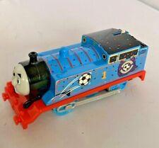 Thomas Trackmaster RED VS BLUE SOCCER THOMAS 2013 Motorized Train Engine