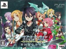 [FROM JAPAN][PSP] Sword Art Online: Infinity Moment First Limited Edition [J...
