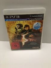 Resident Evil 5 Gold Edition (PS3) (USK 18) - Game  9AVG The Cheap Fast Free