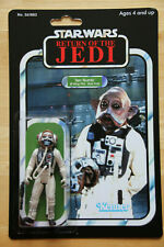Star Wars Ten Nunb B-Wing Pilot - Custom Vintage cardback - PLEASE READ!