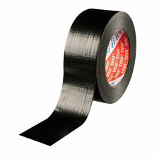Tesa Gaffa Black Tape 50m X 50mm Stage Lighting Suitable for Cables/leads