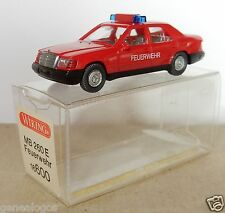MICRO WIKING HO 1/87 MERCEDES BENZ 260 E FEUERWEHR FIRE POMPIERS IN BOX