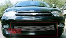 Fits 03-05 Chevy Cavalier Bumper Billet Grille Insert