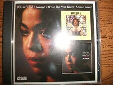 Della Reese-Amen/What Do You Know About Love?-2008 Collector's Choice!