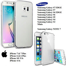 ULTRA THIN AIR CLEAR SEE THROUGH TRANSPARENT SOFT CASE COVER FOR ALL PHONES