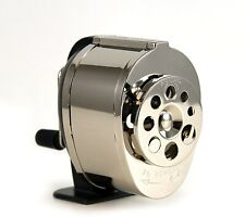 Wall Mount Pencil Sharpener Vintage Look Boston Metal, 4.75 x 2.75 x 4.25 inches