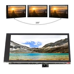 4‑in IPS 800x480 Resolution LCD Touch Screen For Raspberry Pi 3B/3B+/4B 60FPS
