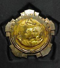Order of Labor with Golden Wreath, II class; work, socialist, medal Yugoslavia !