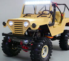 RC Scale Acessories SAFARI SNORKEL For KILLER BODY Warrior Marauder Scale Bodies