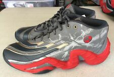 "Adidas X Avengers ""Thor"" Limited Edition Real Deal Basketball Shoes Q16454 US 13"