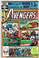 AVENGERS ANNUAL #10 1ST APPEARANCE OF ROGUE; VF/NM