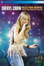 Sheryl Crow - Miles From Memphis - Live At The Pantages Theatre NUEVO DVD