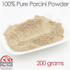 200g Premium Chefs Choice 100% Porcini Mushroom Powder