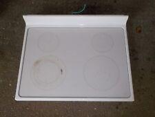 8187880 Whirlpool Range Oven white main cooktop