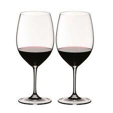 RIEDEL Serie VINUM Cabernet Sauvignon / Merlot 2 Stück Inhalt 610 ml Bordeaux