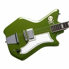 Airline Guitars Jetsons Jr - Ghoulie Green - electric guitar - NEW! Auth Dealer!