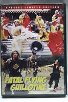 Fatal Flying Guillotine ntsc import dvd