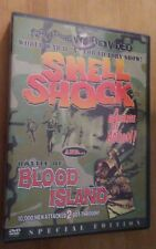 Shell Shock 1964 / The Battle of Blood Island 1960 (DVD 2004) RARE