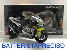 MINICHAMPS VALENTINO ROSSI 1/12 YAMAHA YZR M1 2013 TEST SEPANG 122133956 LIMITED