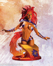 DC Comics Super-Heroes Starfire Bust New 52 Jim Lee DC Collectibles NEW SEALED