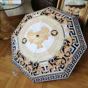 Umbrella Baroque Print Umbrella Rain Protection Accessory