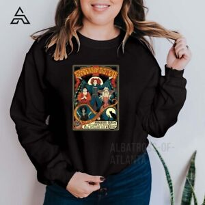 Sanderson Sisters Classic Retro Hocus Pocus Halloween witch Sweatshirt (176) A