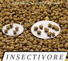 Insectivore Food Hedgehog Sugar Glider Bird Dragon pellet Treat Choose Size!!!