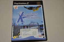 Playstation 2 Spiel - Winter Games Snowboarding -Konami komplett Deutsch PS2 OVP