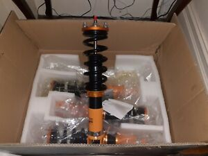 Honda S2000 AP1 AP2 00-2009 New - Height adjustable springs and damper coilovers