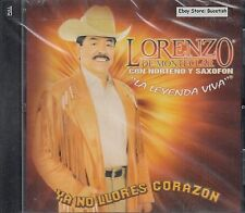 Lorenzo de Monteclaro Ya No Llores Corazon CD New Sealed
