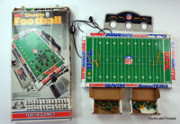 Vintage Tudor Games NFL Electric Football with Cowboys vs Steelers