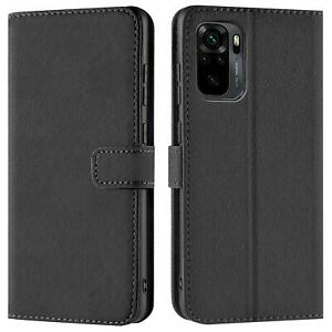 Book Case für Xiaomi Redmi Note 10 / 10S Hülle Flip Cover Handy Schutz Tasche