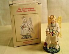 International Santa Claus Collection Christkindl Germany Figurine in Box