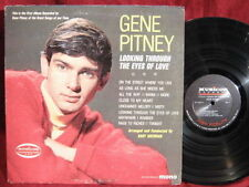 GENE PITNEY Looking Through The Eyes of Love VINYL LP RECORD