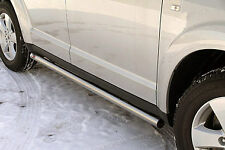FIAT FREEMONT TUBO LATERALE INOX LUCIDO