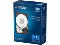 NEW 1TB Hard Drive - Windows 7 Home Premium 64 Loaded for Dell Latitude E6410