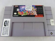 Tetris & Dr Mario US version Super Nintendo SNES NTSC Module -- r8rc