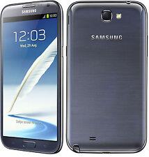 Smartphone Samsung Galaxy Note 2 II GT-N7100 - 16 Go - Gris Noir - Débloqué