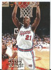 CARTE DE COLLECTION NBA BASKET BALL FLEER 96-97 1996 MALIK SEALY N°49