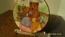 Vtg Avon Mothers Day Plate 1996 Love.It'S A Gift -No Box-Free Shipping